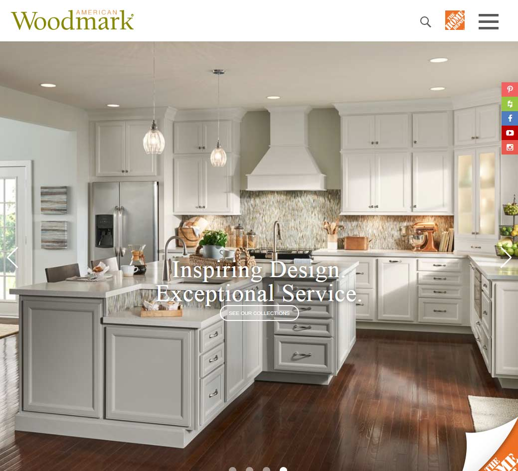 kitchen cabinet ratings american woodmark reviews american woodmark reviewed 2706