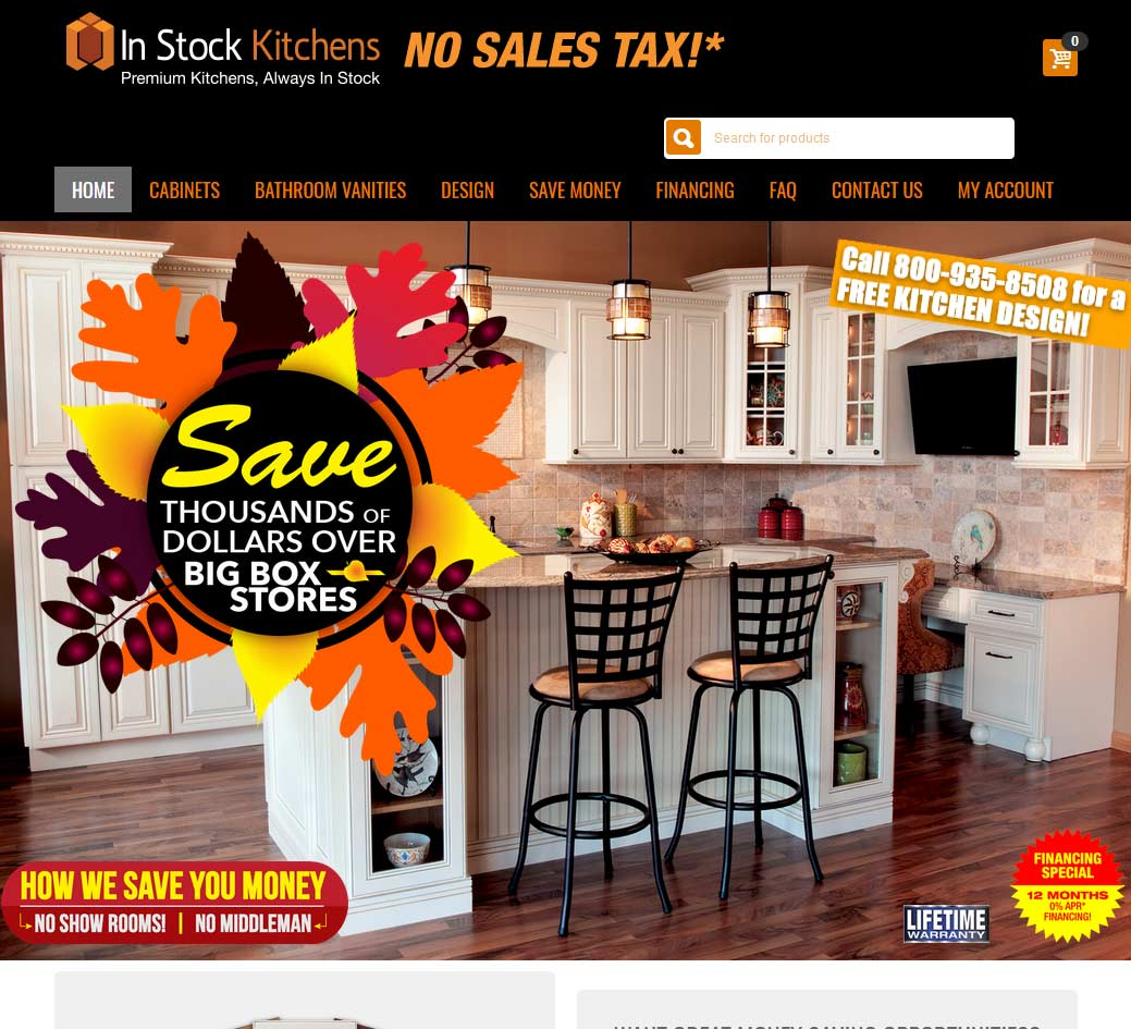 InStock Kitchens Reviews