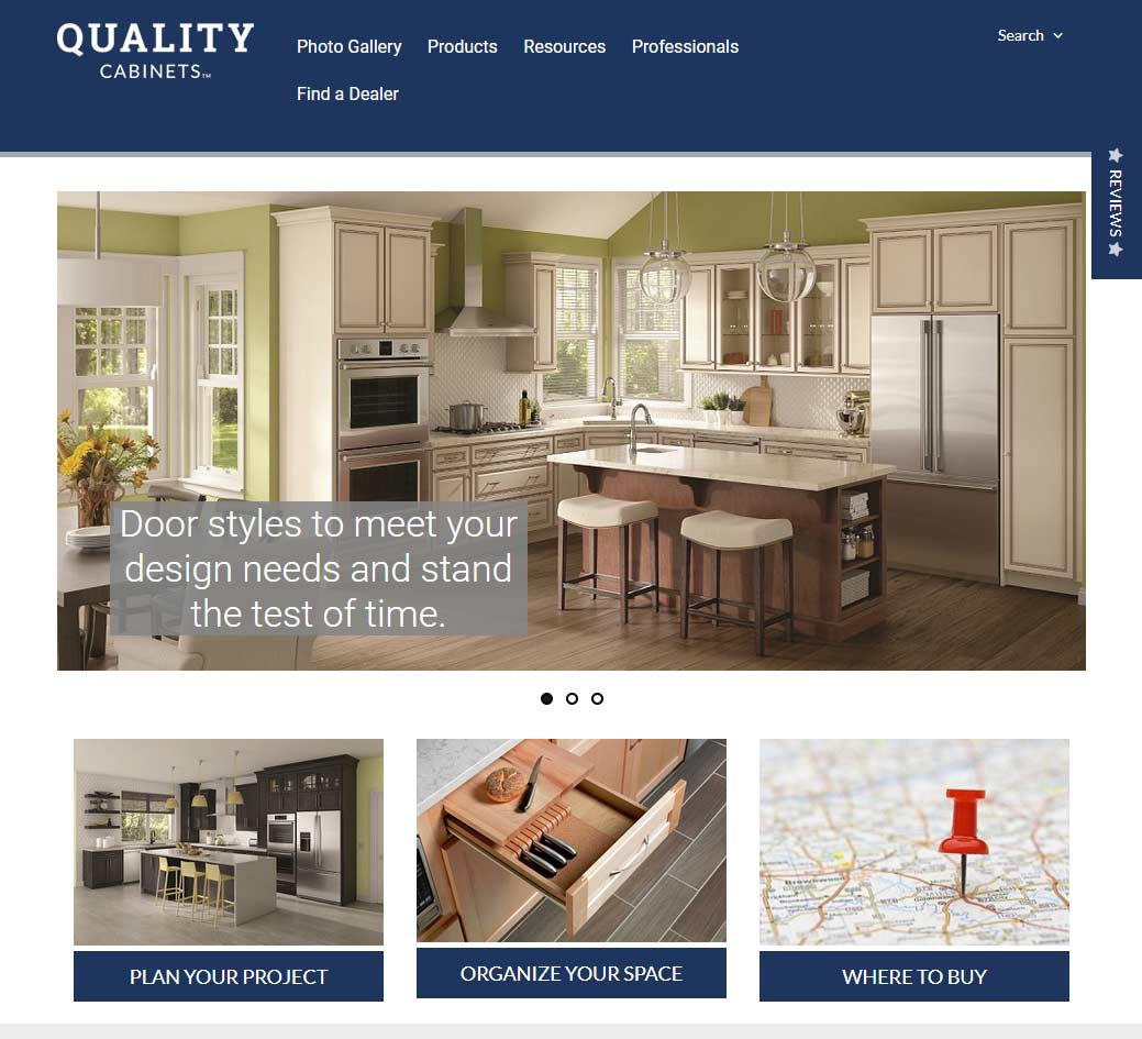 Kitchen Cabinet Quality Ratings: Quality Cabinets Reviews: Quality Cabinets Reviewed