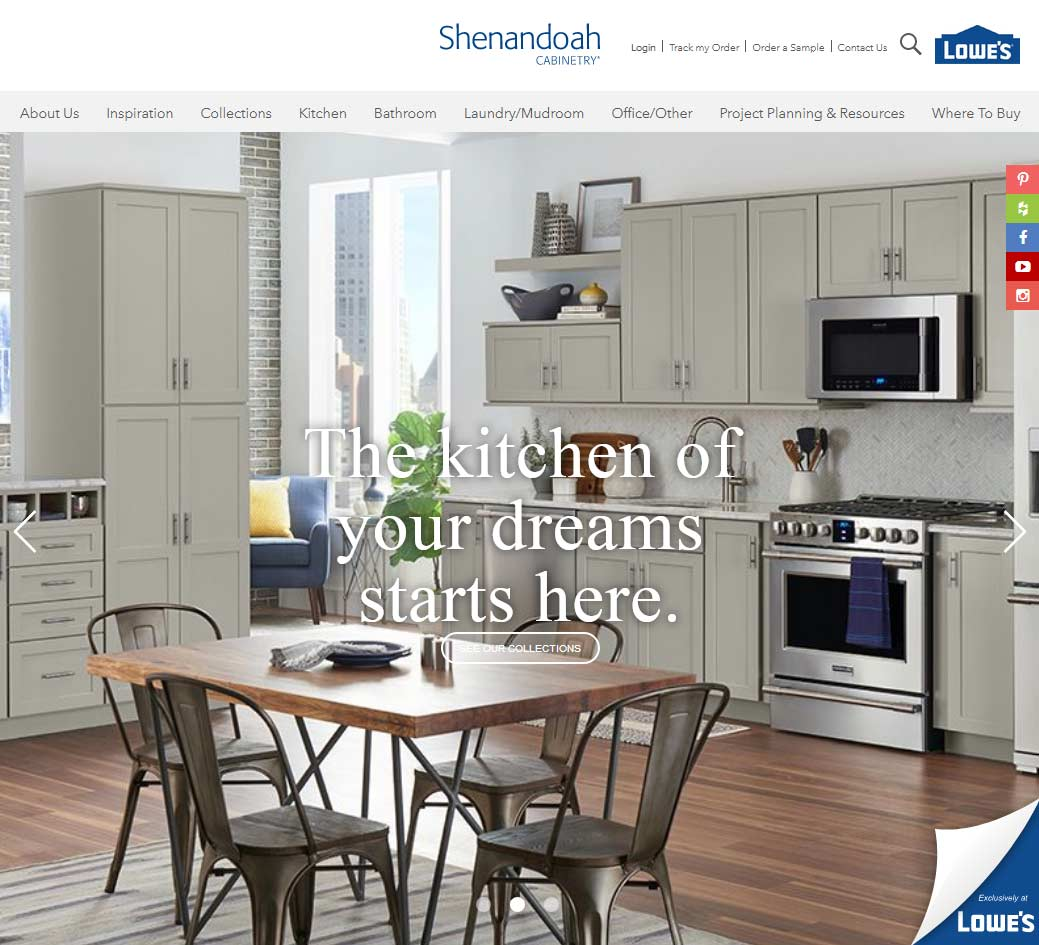 Shenandoah Cabinetry Reviews