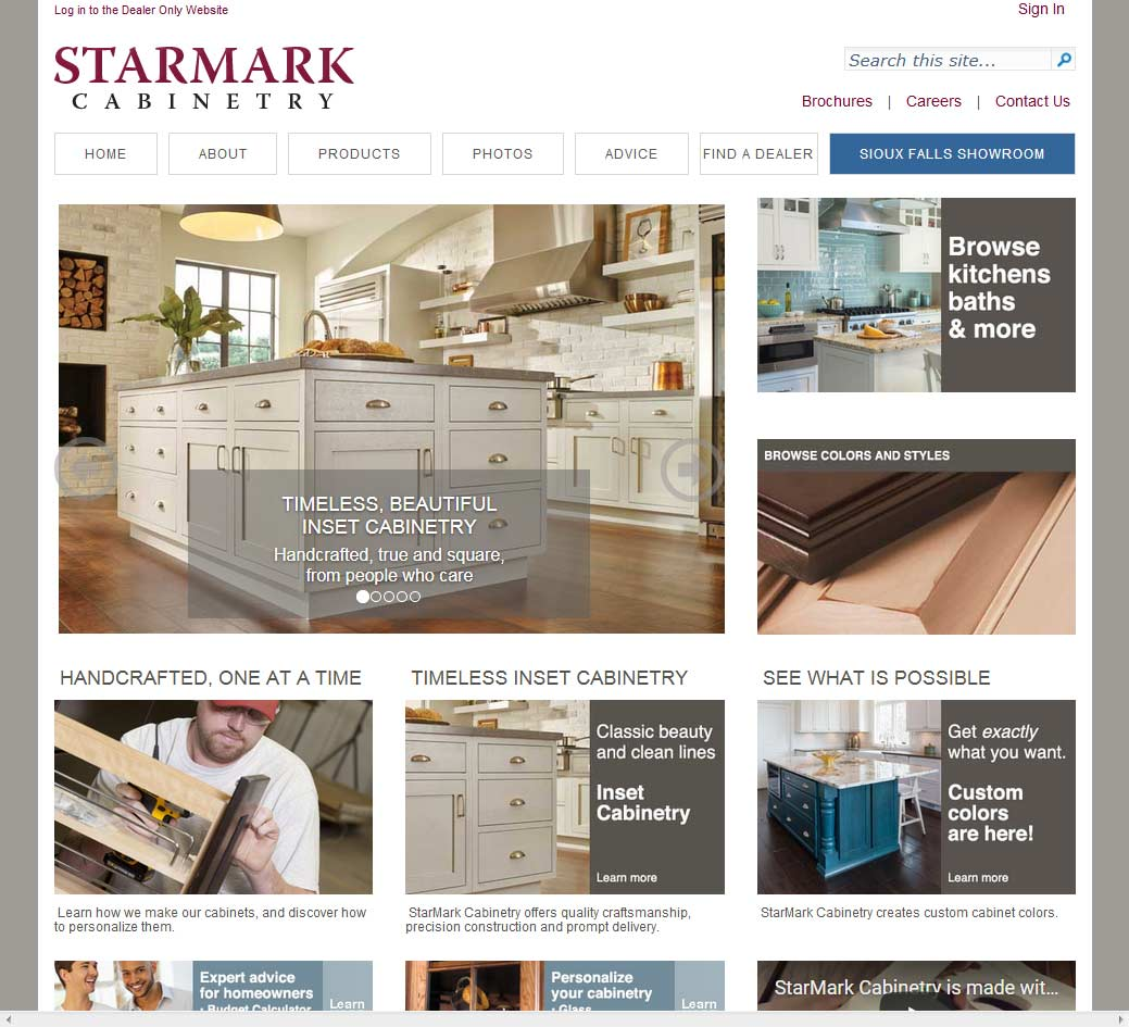StarMark Cabinetry Reviews