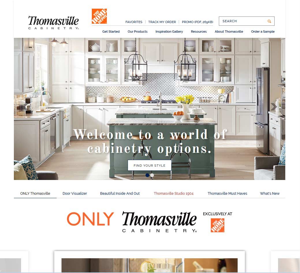 Thomasville Cabinetry Reviews
